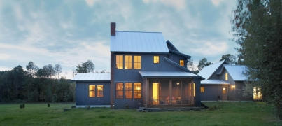 A New American Farmhouse
