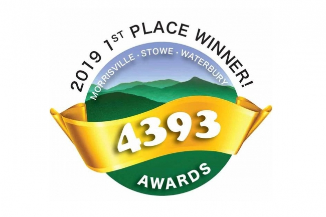 Stowe Reporter's Best Architectural Designer 4393 Award