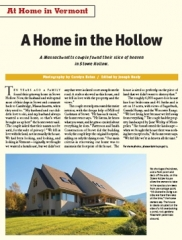 A Home In The Hollow