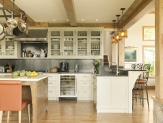 Refreshed Farmhouse Kitchen